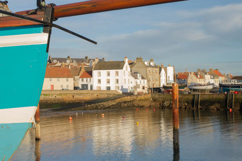 St Monans, Fife, Scotland Travel Guide