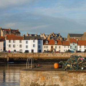 Elie, East Neuk, Fife, Scotland